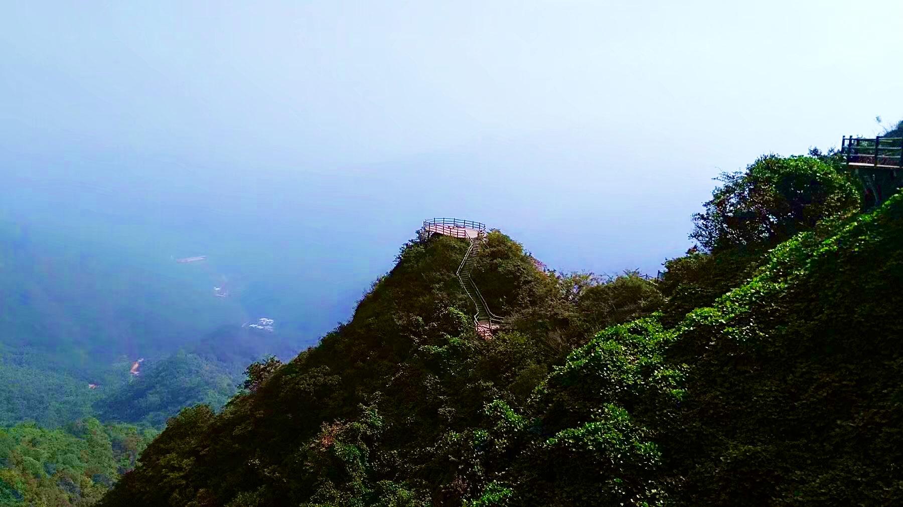 Qifeng Mountain Ecological Tourism Area