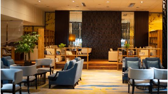 重慶兩江假日麗呈華廷酒店·熙韻·咖啡廳