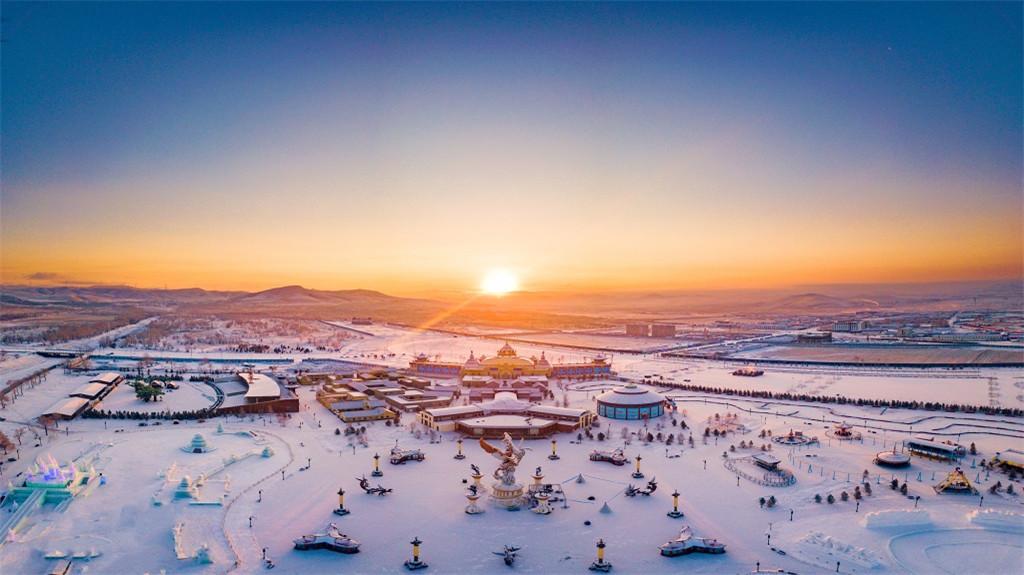 中國馬鎮舞馬世界主題樂園