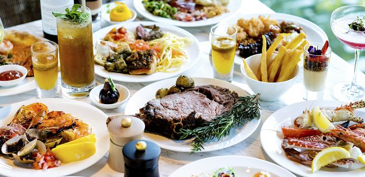 太原凱賓斯基飯店·元素西餐廳自助餐3