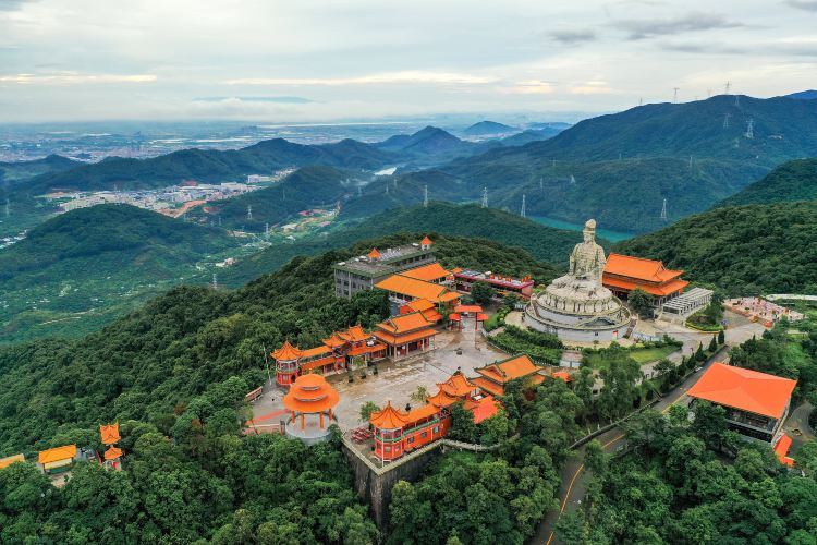 Mount Guanyin Wangshan Temple Scenic Area