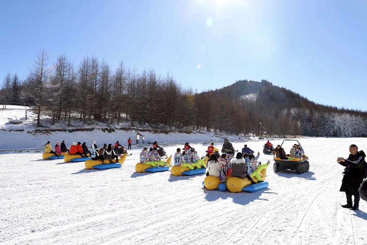 Shennongjia International Ski Resort3