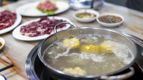 杏花吳記牛肉火鍋