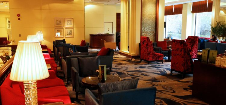 Shangri-La Hotel Lobby Lounge2