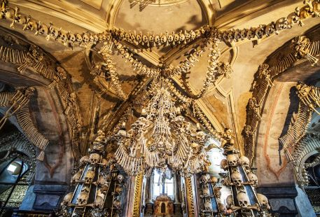 Ossuary / The Cemetery Church