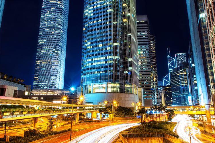 香港中環廣場4