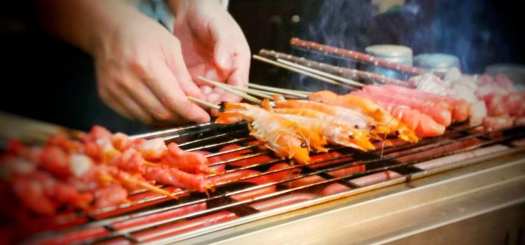 千島湖海外海假日酒店1樓西餐廳1