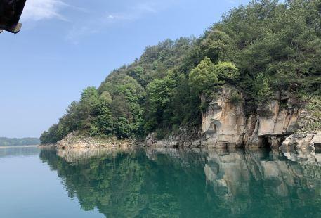 Mengquan lake