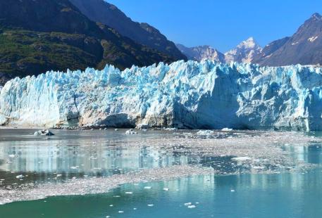 泛太平洋冰川