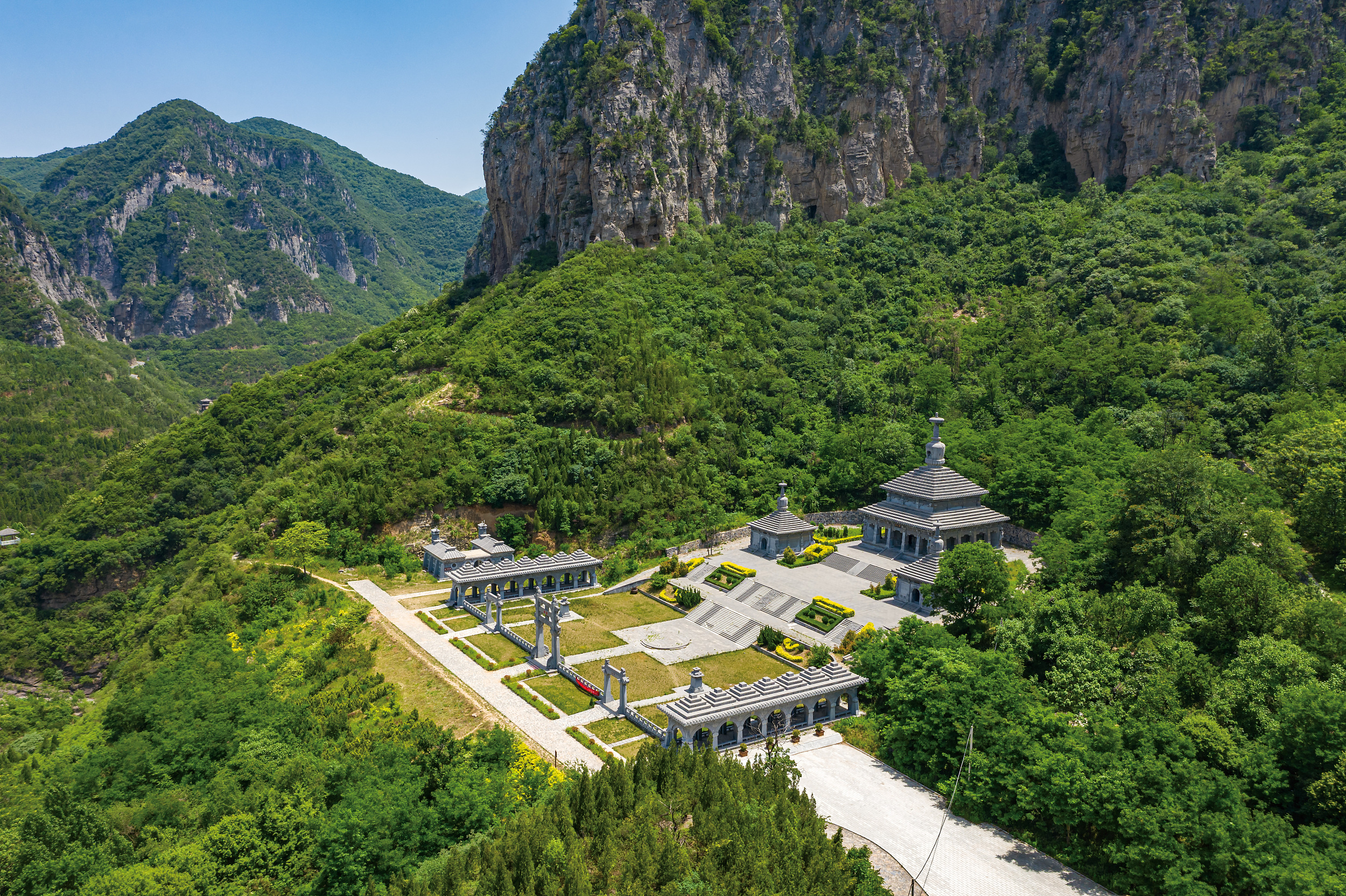 Mount Qinglong Ciyun Temple