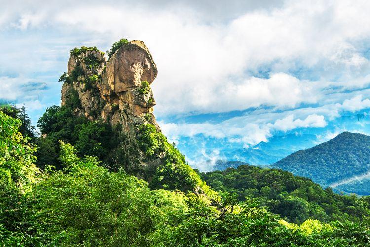 Kuandian Tianqiaogou National Forest Park3