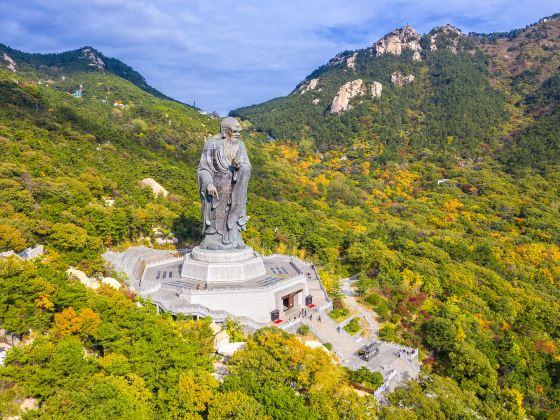 라오산 타이칭궁 관광구