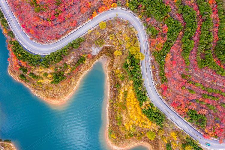 Beijing Pinghu District Jinhai Lake2