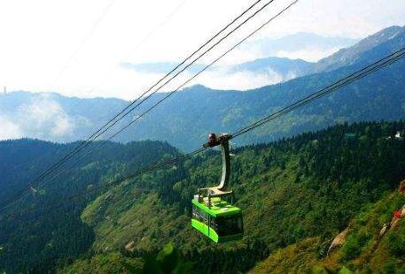Mount Heng Cableway