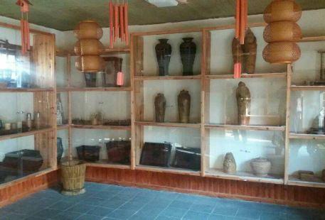 Yinan Hongshizhaifei Wuzhi Yichan Museum