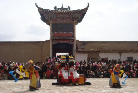 Gangcha Great Temple