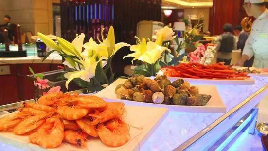 嘉萊特精典國際酒店自助餐