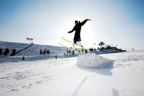 江南天池滑雪場