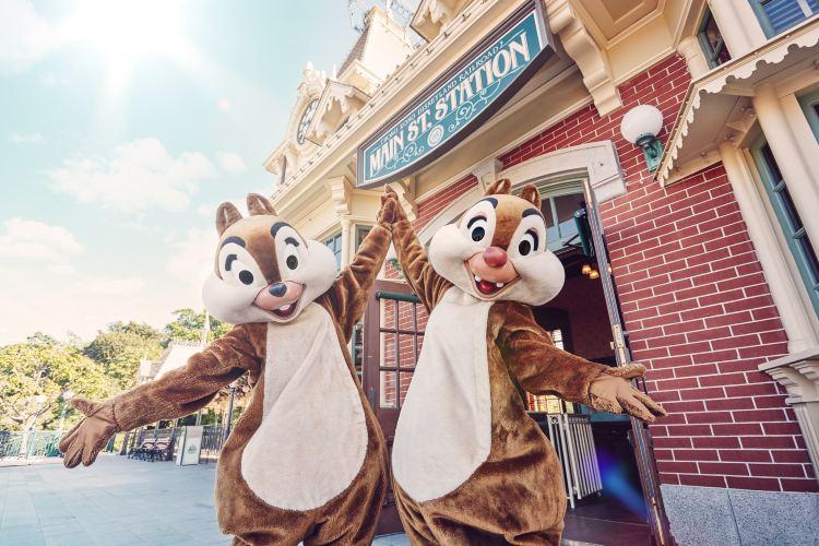 Hong Kong Disneyland4
