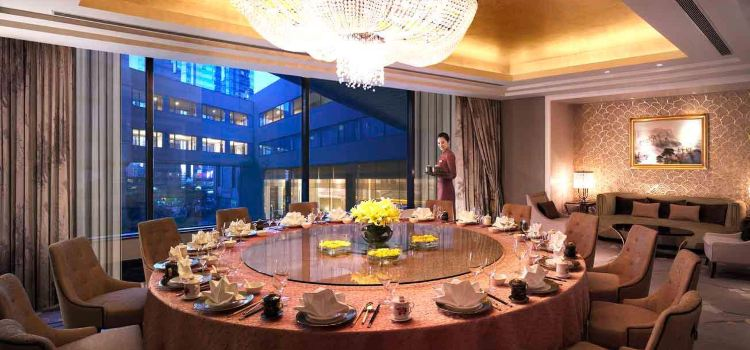 大連香格里拉大酒店·香宮中餐廳2