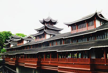 雲龍風雨橋