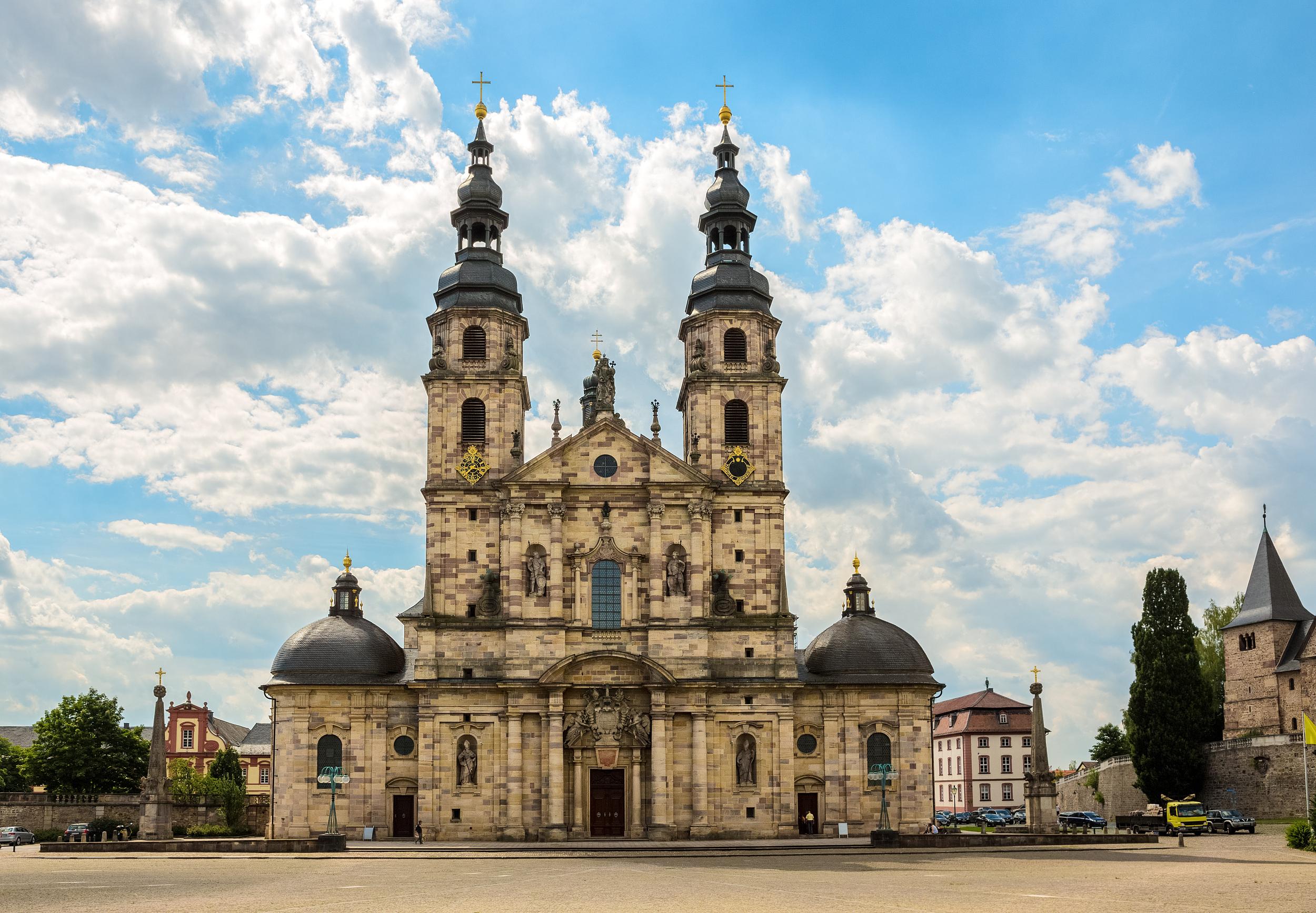 富爾達大教堂