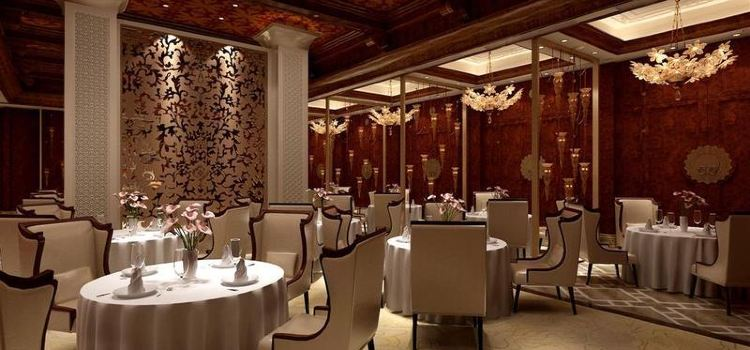 大連一方城堡豪華精選酒店臻寶中餐廳2