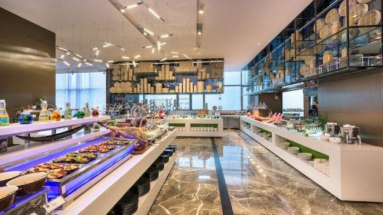 諾富特酒店互動餐飲全日自助餐廳