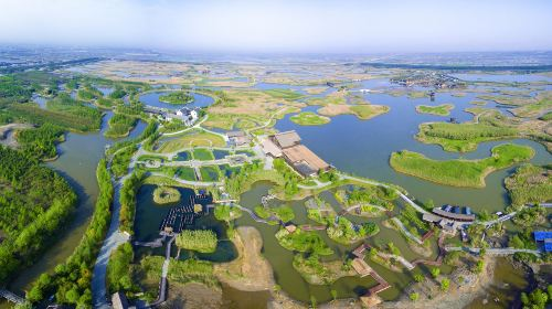 Hangzhou Bay National Wetland Park