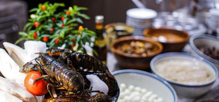 Nanning Marriott Hotel Locality Kitchen2