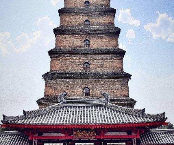 Xuanzang Memorial Hall (xi'an)