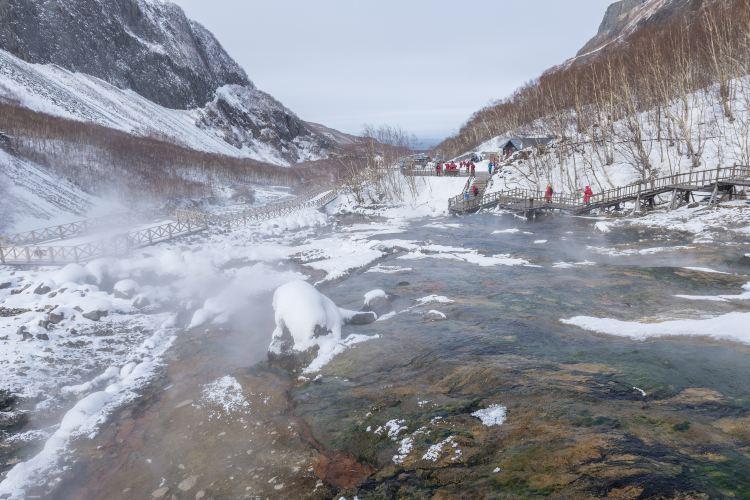 Changbai Mountain Cold Spring3