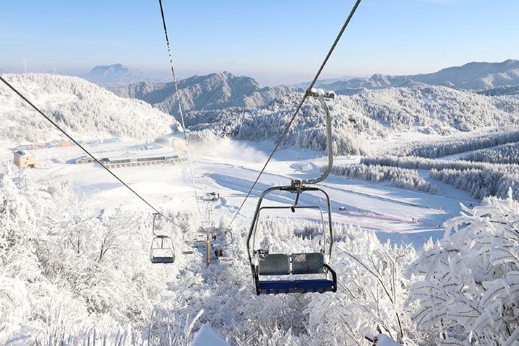 Shennongjia International Ski Resort4