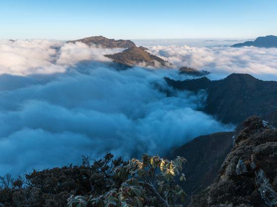 Huajianshan Mountain
