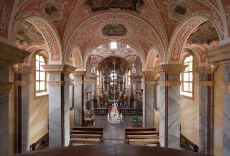 Stiftskirche St. Marin