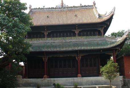 Wu Temple in Zizhong