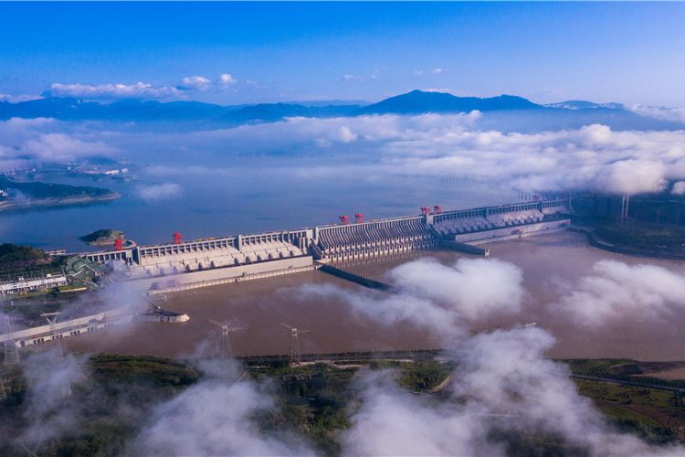 三峽大壩旅遊區