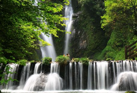 Liu'edong Waterfall