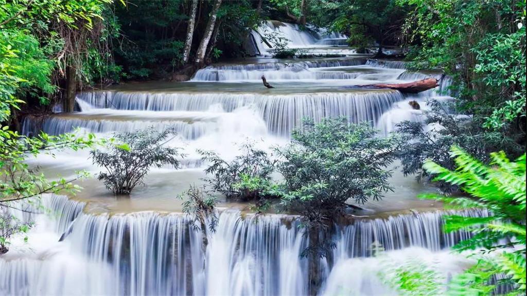 Zhouluo Longtan Scenic Area