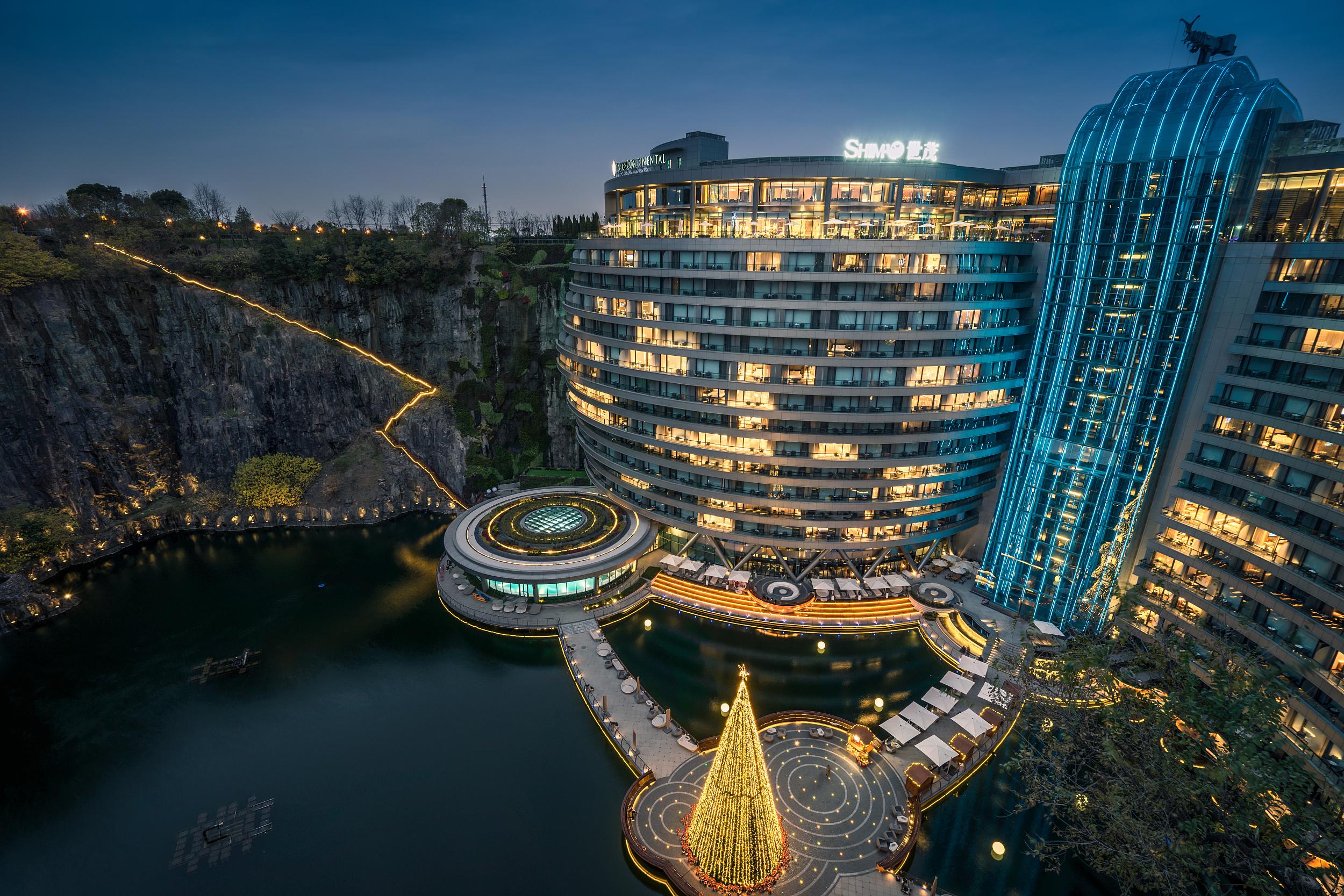Shanghai Shimao Elf City Theme Park