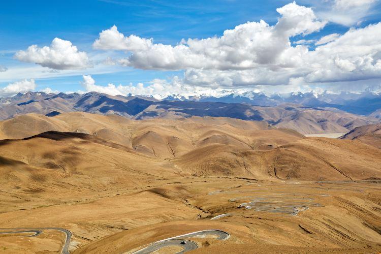 珠穆朗瑪峰國家級自然保護區4