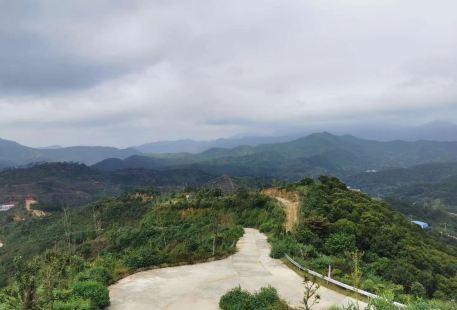 Luoding Longwan Ecological Tourism Area (Jiulong Waterfalls)