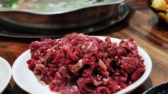 中國涼都黃牛肉館(聯興路店)
