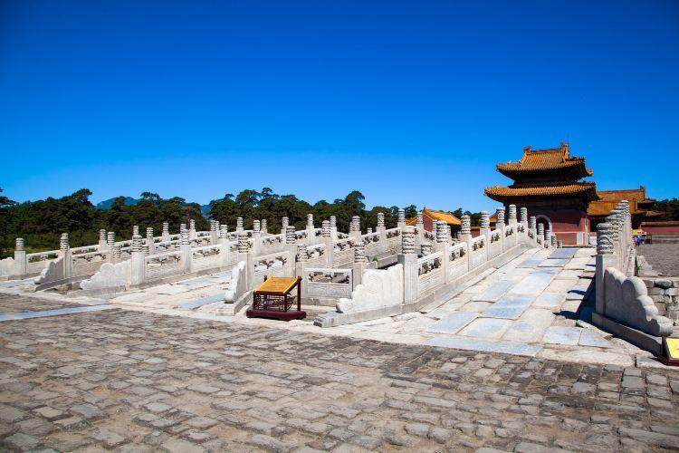 Western Qing Tombs4