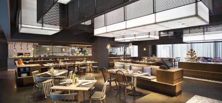 鄭州建業艾美酒店·新食譜標幟西餐廳1