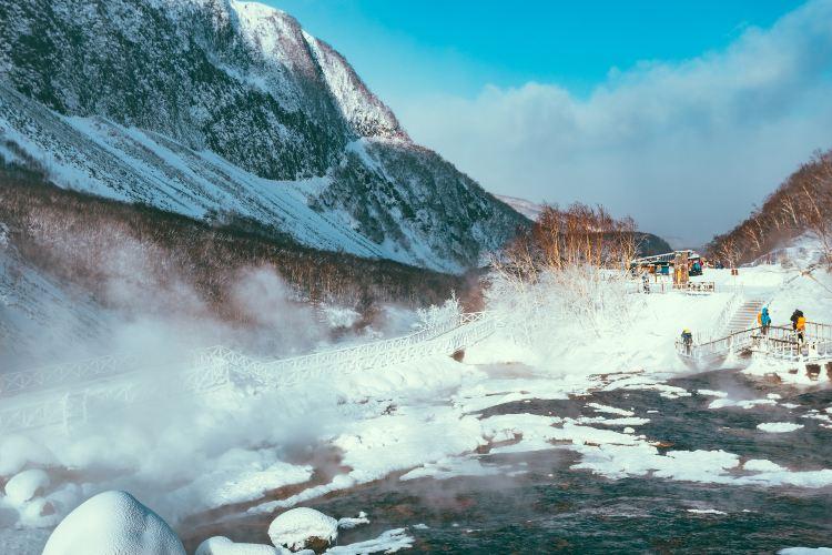 Changbai Mountain Cold Spring1