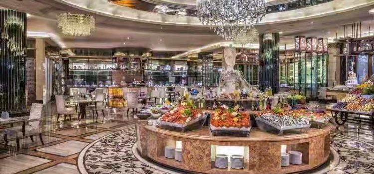 太原星河灣酒店意咖啡西餐廳