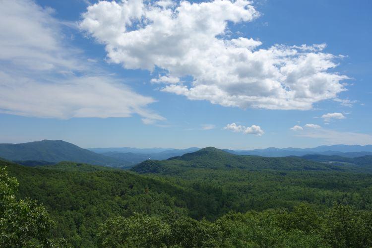 Wawushan Mountain Area2