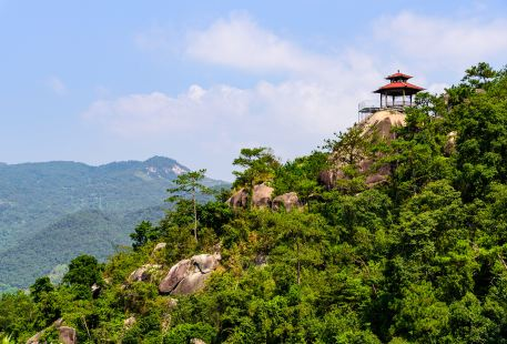 Xiaohuang Mountain Scenic Area