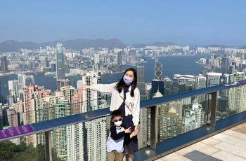 10大全景勝地 360度看香港
